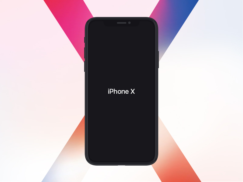 Best iPhone X PSD Mockups Free Download In 2018