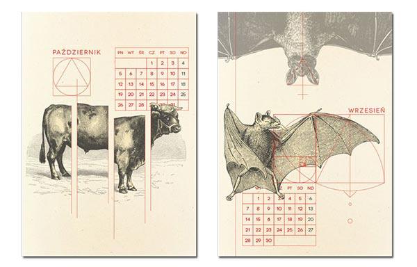 Interesting Calendar Designs