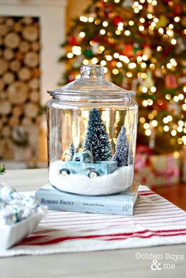 30 Beautiful Christmas Home Decoration Ideas For Your Inspiration