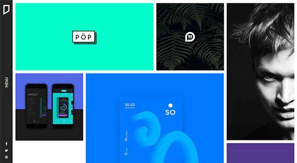 Beautiful Masonry Portfolio WordPress Themes 2018