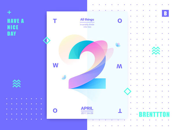 Beautiful Minimal Poster Designs For Inspiration