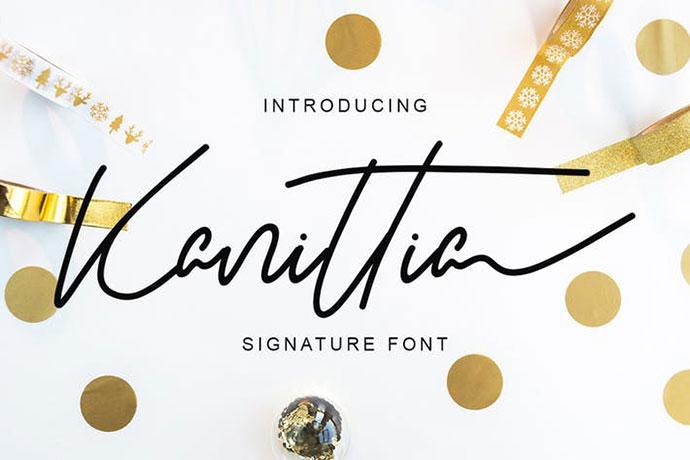 Best & Beautiful Wedding Fonts Download 2018