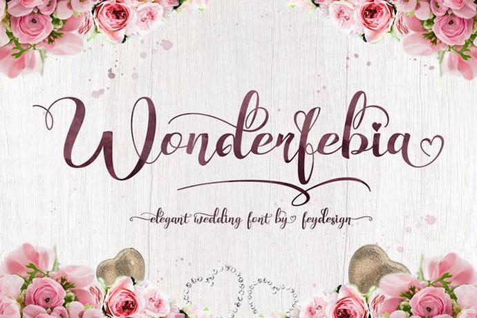 Wedding Fonts Download