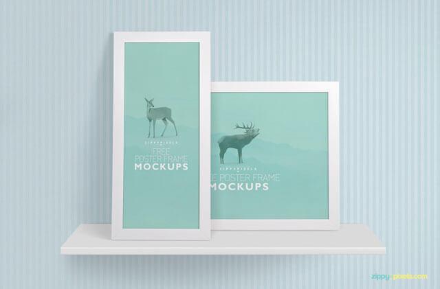 Plain Frame Mockup