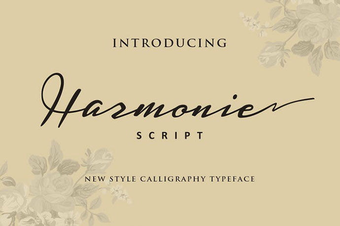 Best & Beautiful Wedding Fonts