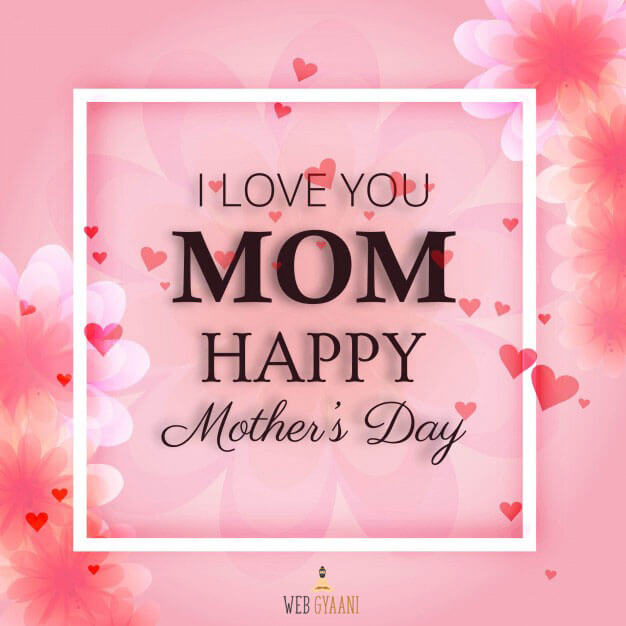 mothers day love greeting