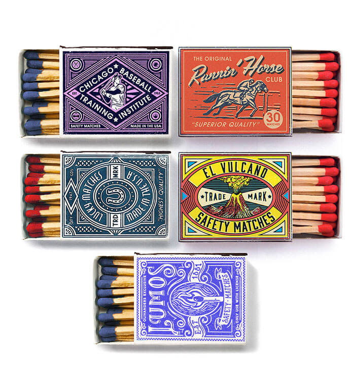 Matchbox Cover Designs For Inspiration