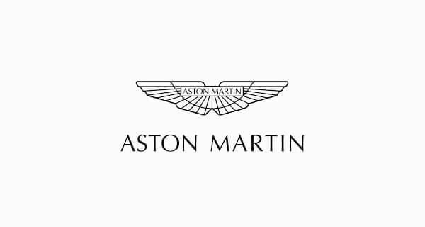 aston martin logo font download