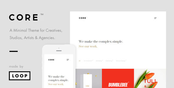 Wordpress Minima Themes