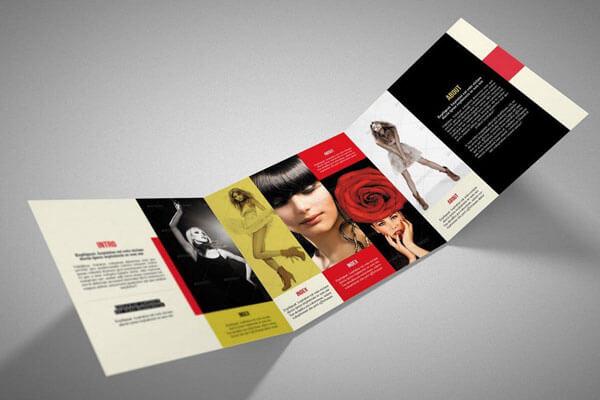 Tri-Fold Brochure Templates 2018