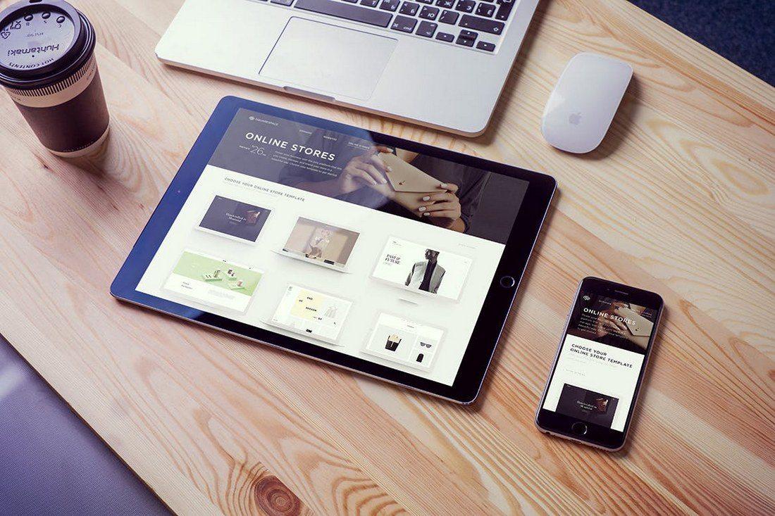 iPad Pro Mockups Download 2018