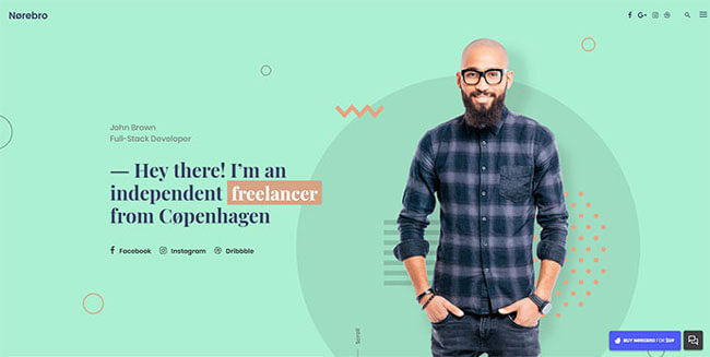 creative mulitpurpose wordpress theme