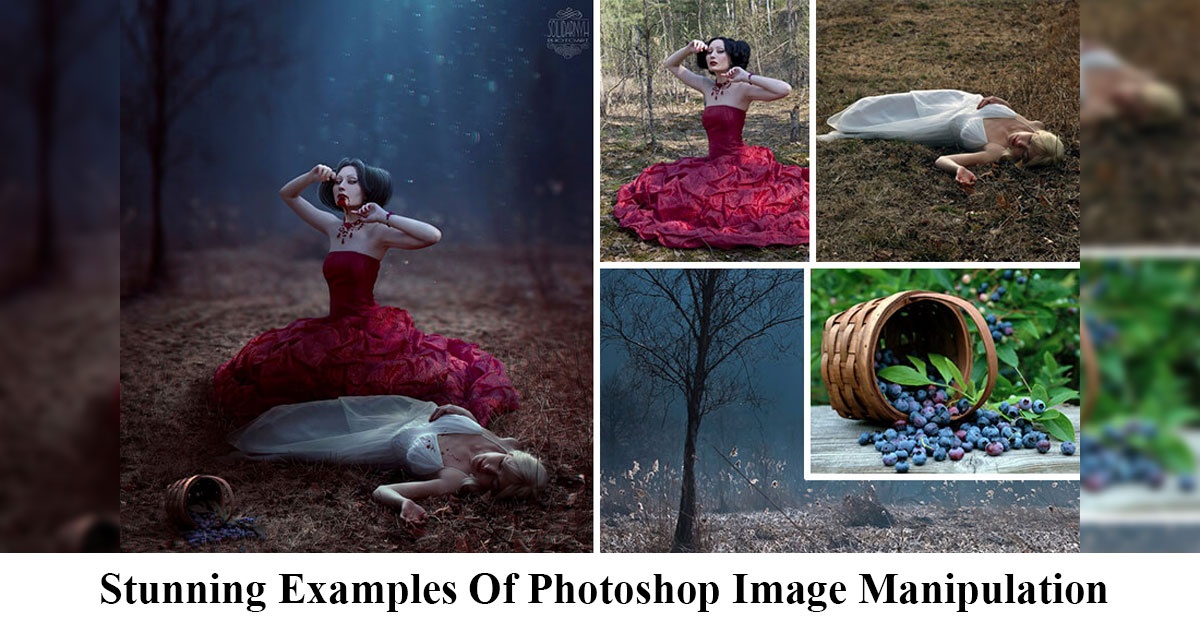 Stunning Examples Of Photoshop Image Manipulation