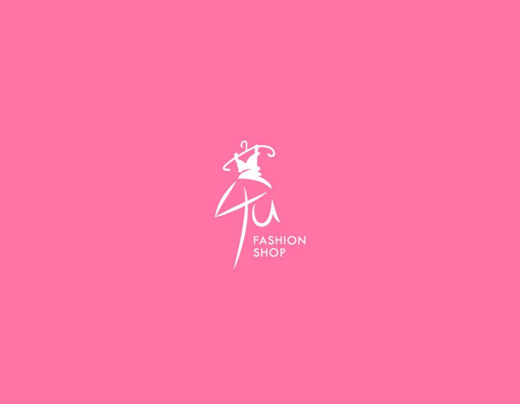 fashion clever logo designs
