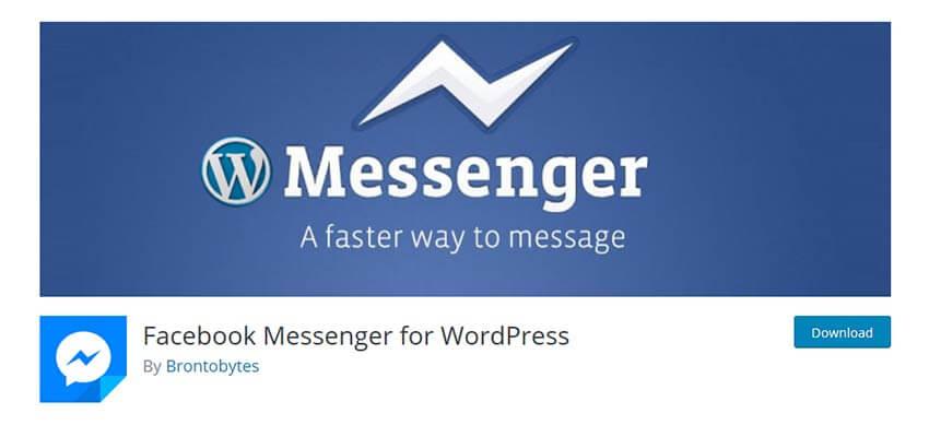 free wordpress facebook chat plugin