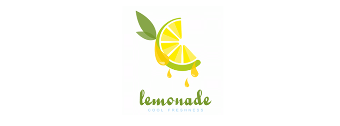 fruit brand logo design