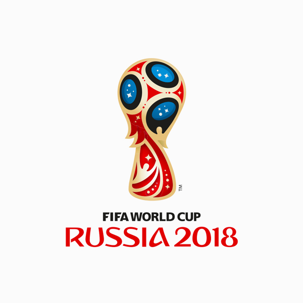FIFA World Cup Logo russia 2018