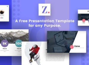 multipurpose Free Keynote Templates