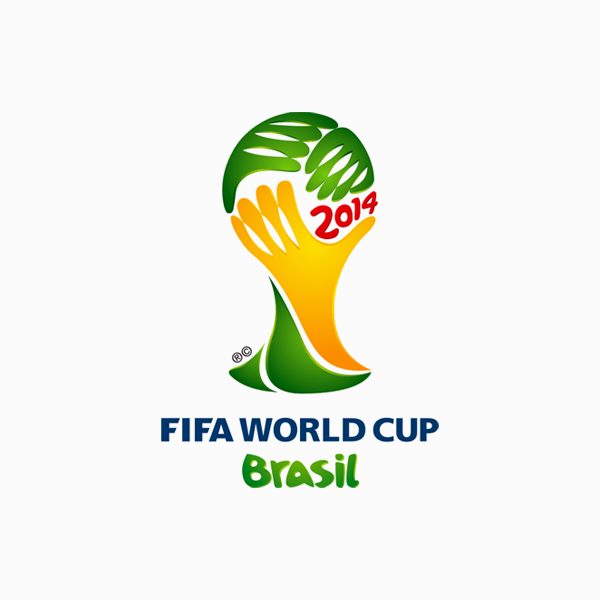 FIFA World Cup Logo brazil
