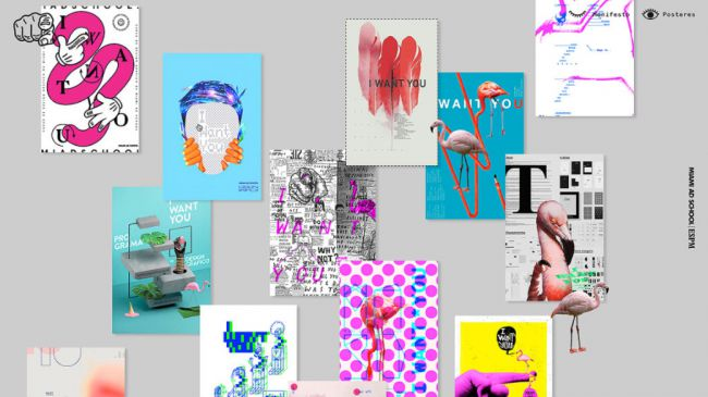 Top Graphic Designers Portfolio Websites