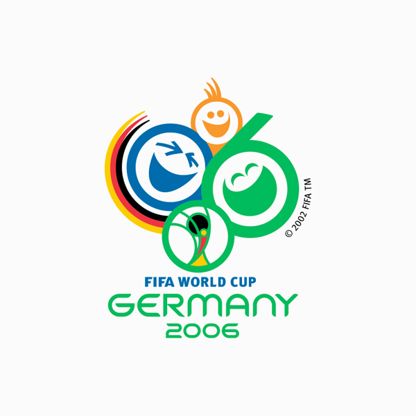FIFA World Cup Logo germany