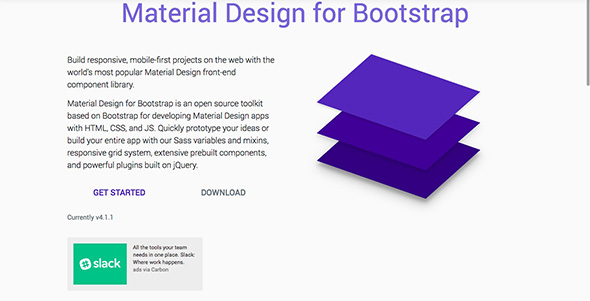 Best Free Bootstrap UI kit