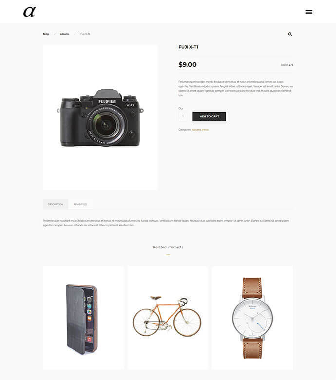 10 Best Eocommerce WordPress Themes For Selling Art