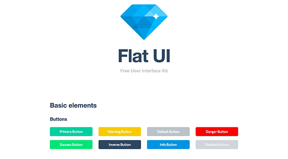 Html UI kit Download 2018