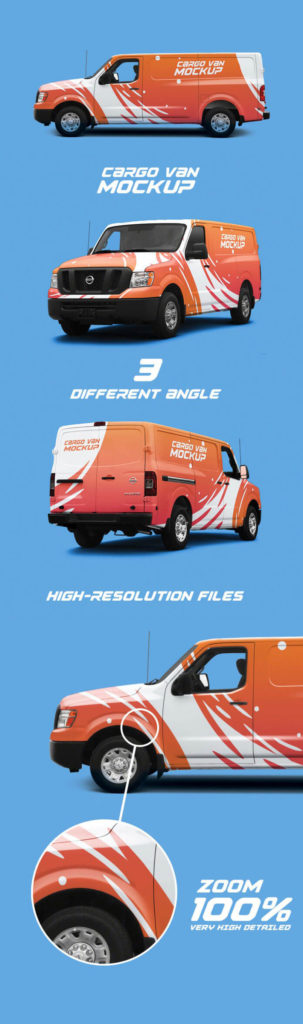 free vehicles mockups psd download