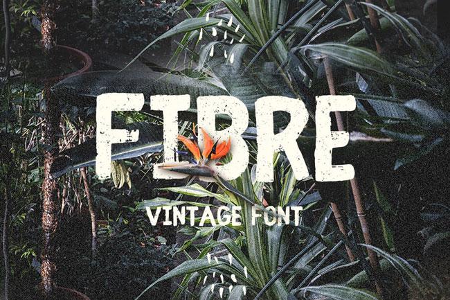Best Vintage Style Fonts