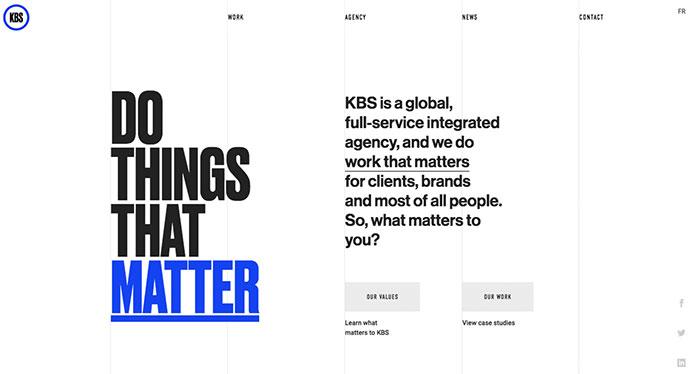 creative websites designs 2018