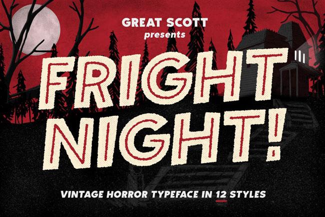 Best Vintage Style Fonts Download
