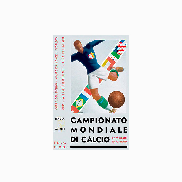FIFA World Cup Logo italy