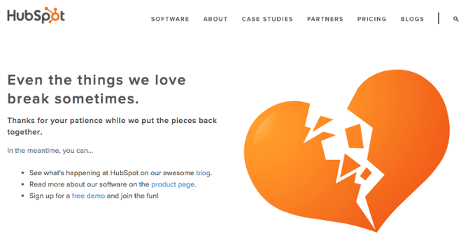 creative 404 error pages