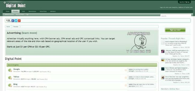Best Forums For Web Developer and Graphic Designer