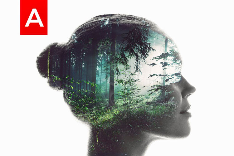 Double Exposure Best Creative Photoshop Actions