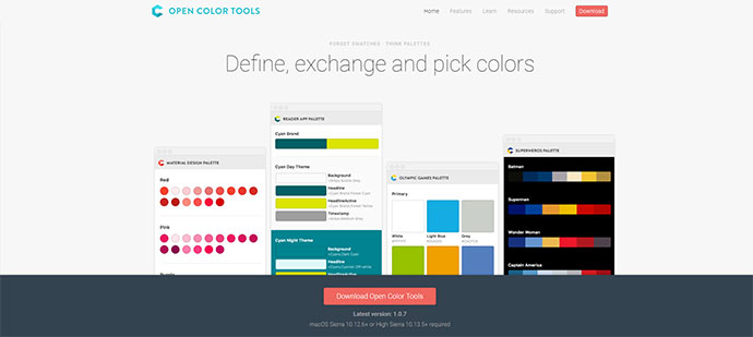Best Free Color Tools For designers