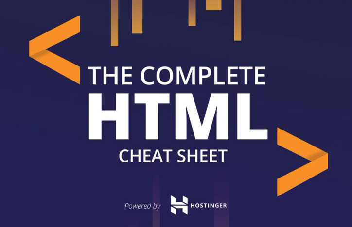 Complete HTML5 Cheat Sheets