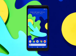 Google Android P wallpapers