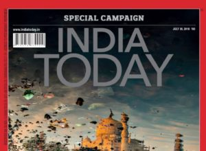 India Today Brilliant Cover Design About Saving The Taj Mahal