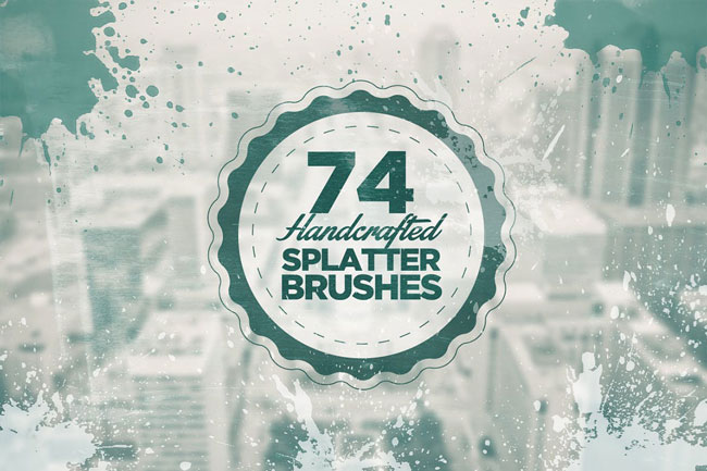 Handcrafted Photoshop Brushes