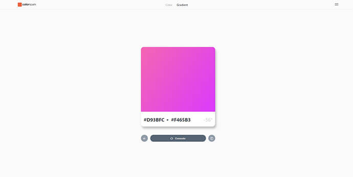 tool for gradient
