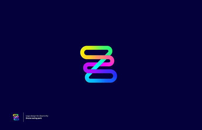Creative Gradient Logo Designs