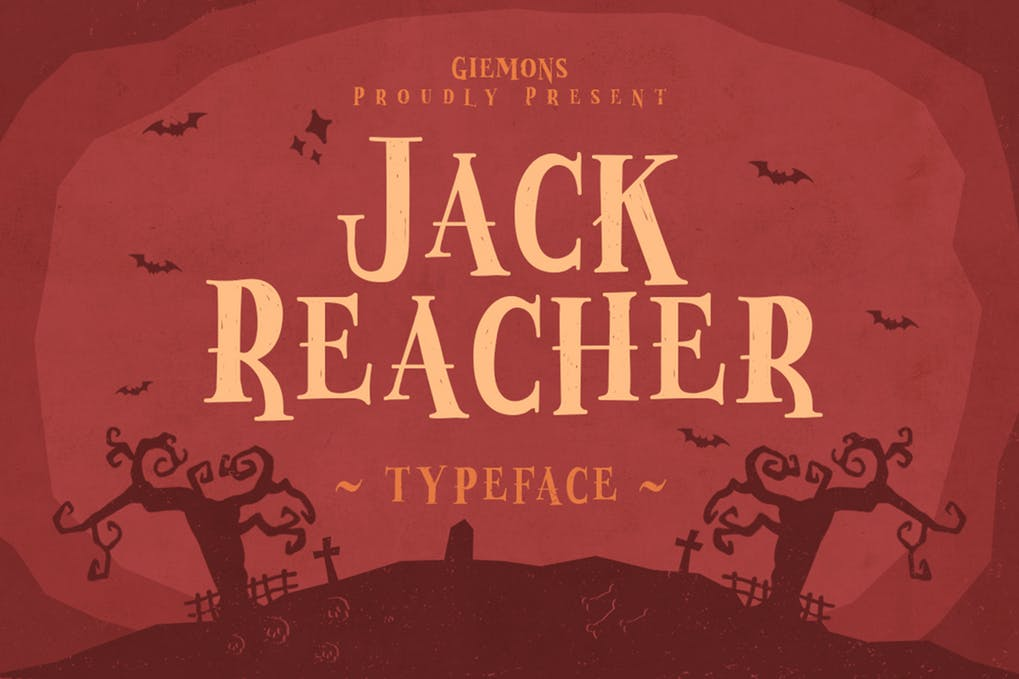 Halloween Fonts for greetings