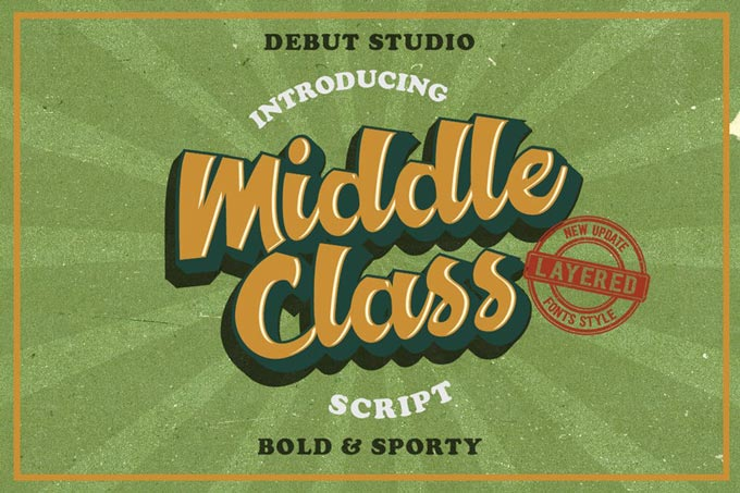 20 Best Vintage Style Fonts Download In 2019 - Webgyaani