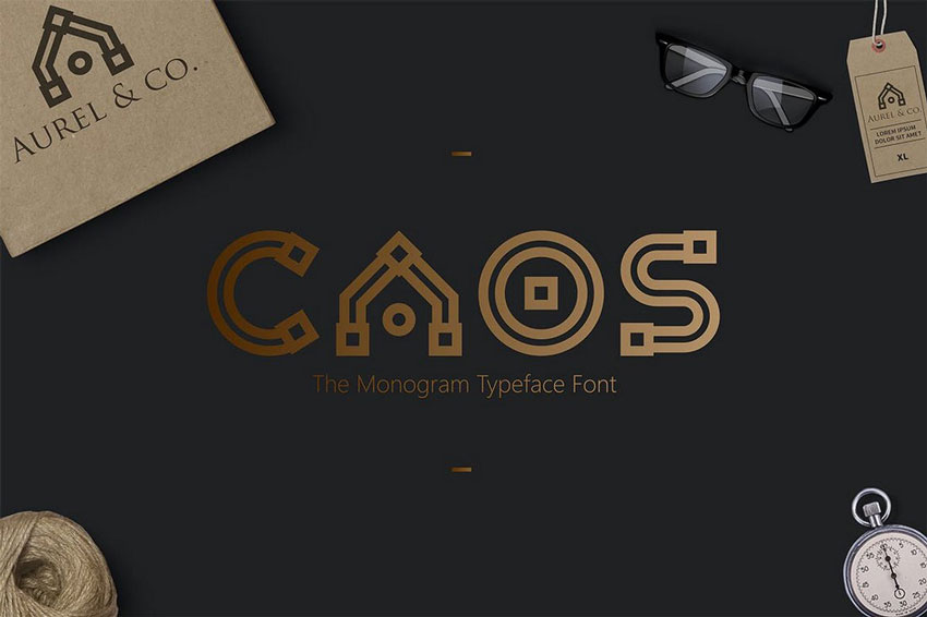 modern fonts for logo design
