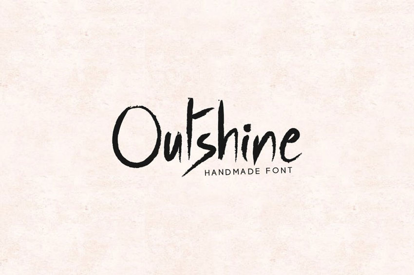 luxury font for logo design
