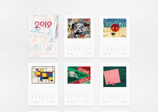 Creative Calendar Design Ideas