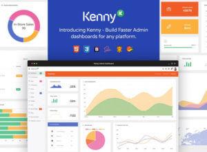 modern Bootstrap Admin Dashboard Templates