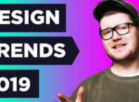Biggest New Graphic Design Trends For 2019